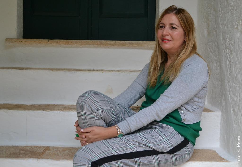Anna Giammetta, responsabile Ufficio Cinema Comune di Matera